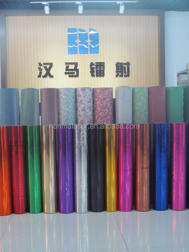 Holographic Decoration and Promotional Adhesive Tapes
