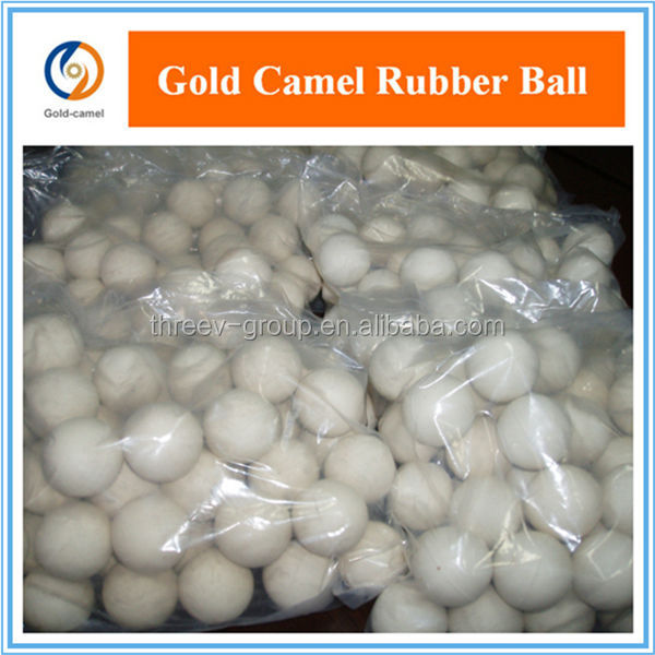 Solid Rubber Ball(Diameter:16~50mm) for industry
