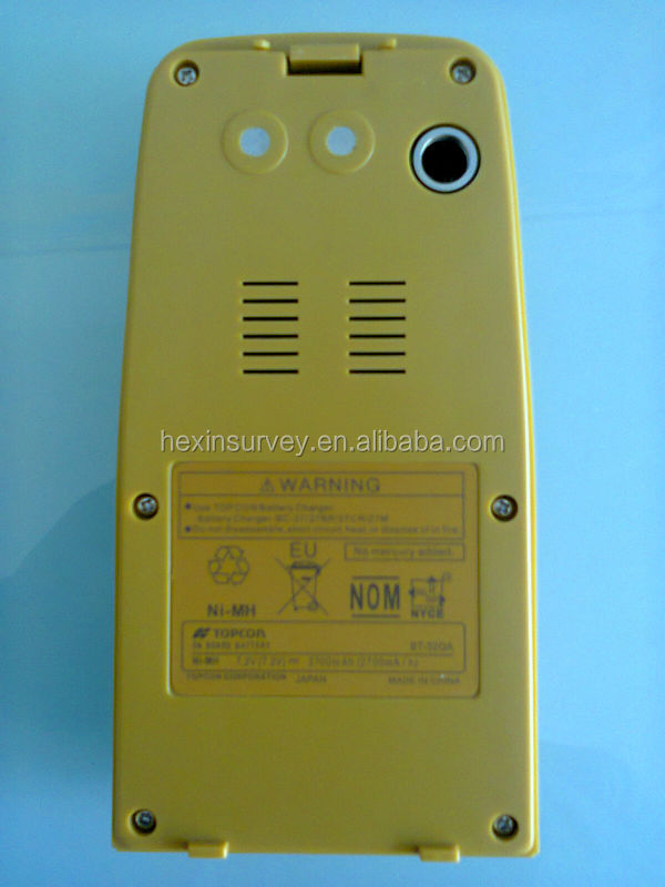 total station battery Topcon bt52qa