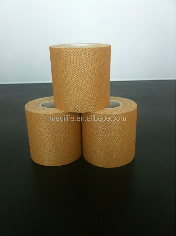 Zinc Oxide cotton Tape surgical tape
