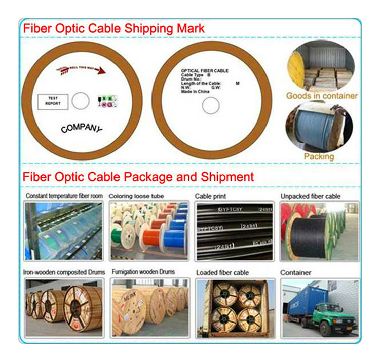 12 Cores OPGW Layer Stranded Optical Fiber Composite Overhead Ground Wire