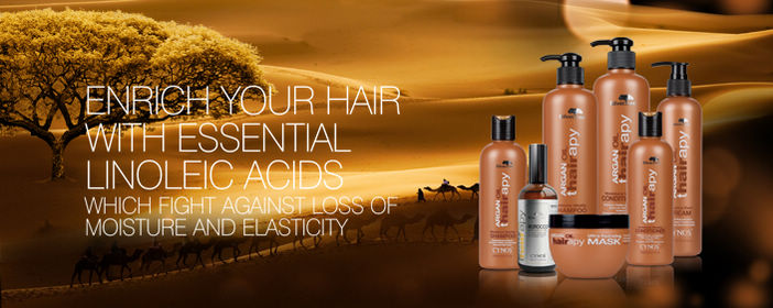 Suitable for all Hair Types Daily Care Argan Oil Hair Products
