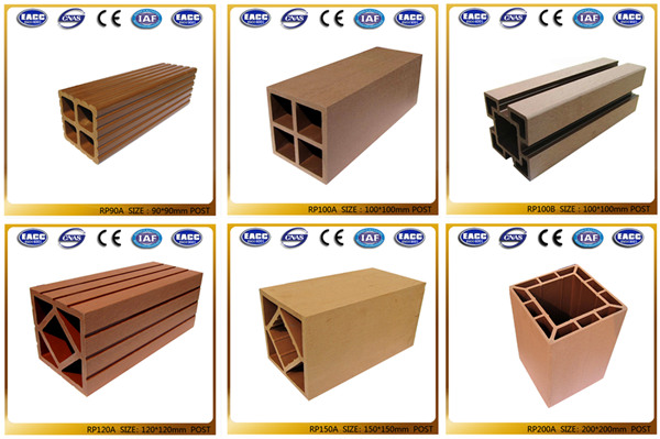 Yongxin WPC flooring for better outdoor life --RF140-25C