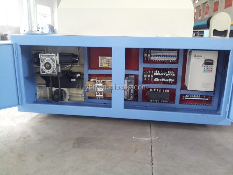 YBGA628 Electronic high speed sectional warping and beaming machine
