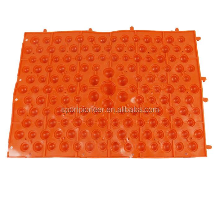 2014 Hot Sale Plastic Massage Mat Foot Reflexology