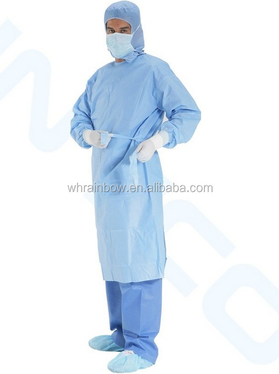 Disposable doctor clothing doctor apparel doctor operation uniform