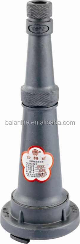Straight stream nozzle of fire fighting system buy