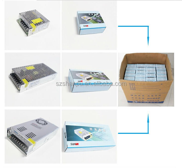12w 12v 1a constant voltage ip67 rainproof aluminum wn739t60b-k power supplies