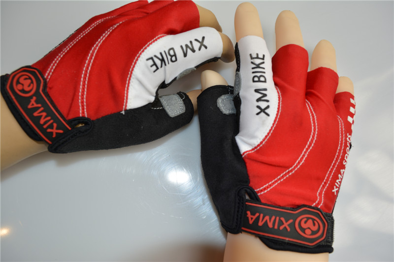 2014 New Style Cool outdoor mountain bike golve cycling bike bicycle Sports Half FInger Glove