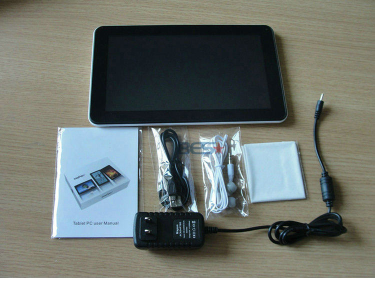 Wholesale A33 Quad Core android 9 inch tablet