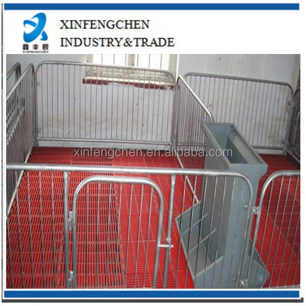 pig farming equipment nursing crate