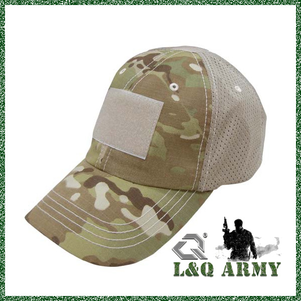 Military Fashion Mesh Tactical Cap Camo Hat Pattern