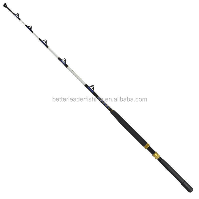 Cheap chinese solid fiberglass fishing rod boat fishing for Cheap fishing rods for sale