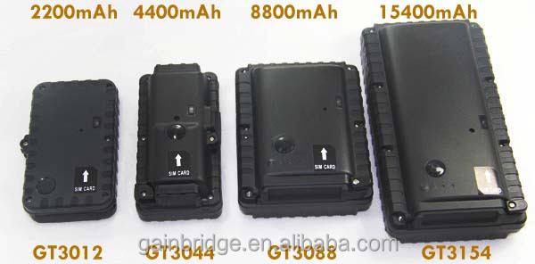 Magnetic gps tracker long life battery with 2 years' standby
