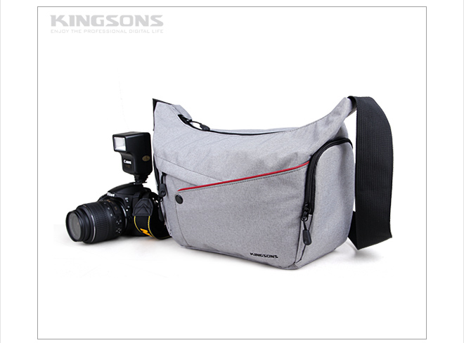 Digital fancier shoulder camera bag