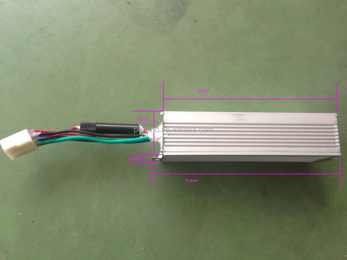 high performance 25A dc-dc 48v-12v converter for motorcycle electric tricycle