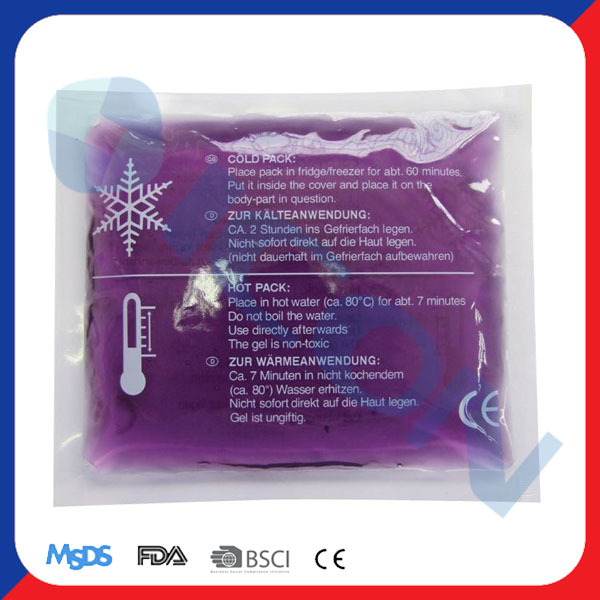 Ice gel packs reusable cold gel packs hot cold gel packs custom cool packs