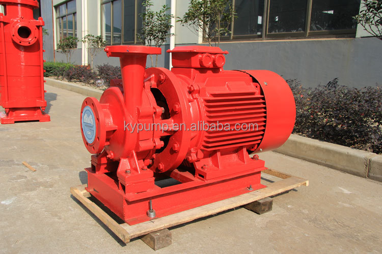 XBD-HY Brand new Horizontal Vertical Constant Pressure Fire Pumps