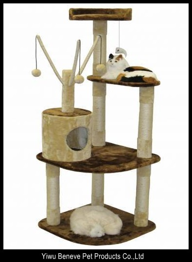 PET TOY 56cm cat climbing tree Cat Tower