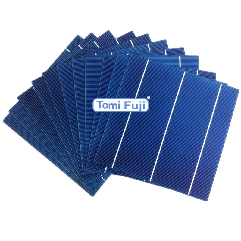 bulk sale 156x156 A grade B grade pv silicon solar cell for solar panel