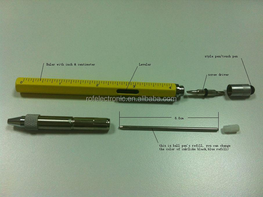 multifunction tech tool pen