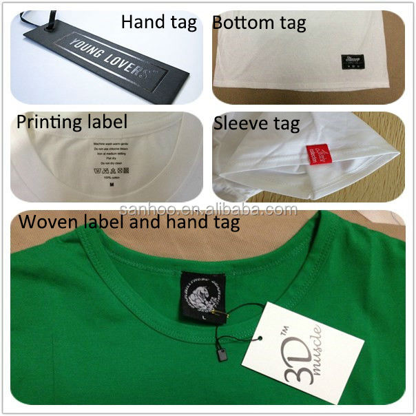 Printed Activity Tshirt Unisex Plain Cheap With Custom Logo US Size