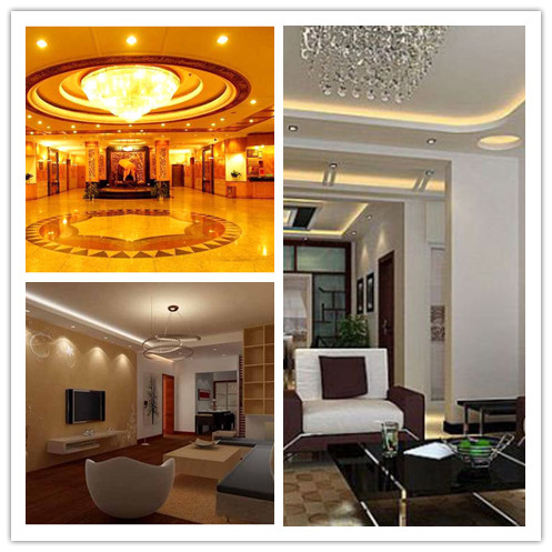 High power recessed 3*2W 3000k LED Ceiling Light