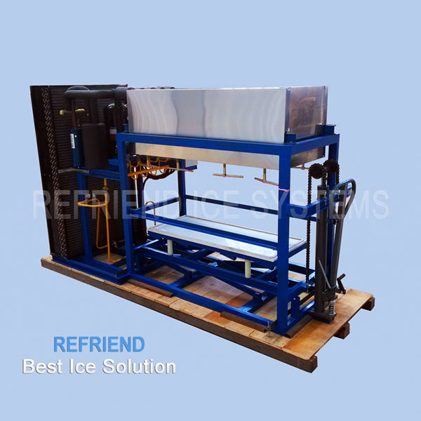 1.5T 5KG Block Quick Freezing Block Ice Maker