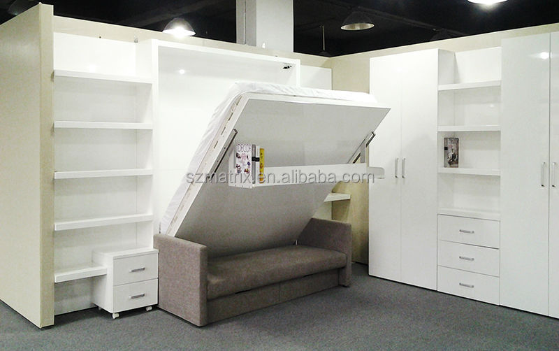 Fold Up Bed,Pull Down Bed,Wall Bed Murphy Bed - Buy Fold ...