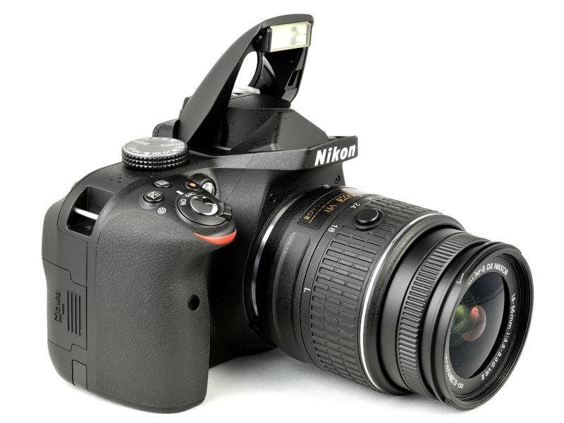 Nikon D3300 Kit 18-55mm Lens
