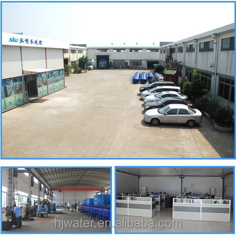 containerized purification ro water plant price HJ-R20740