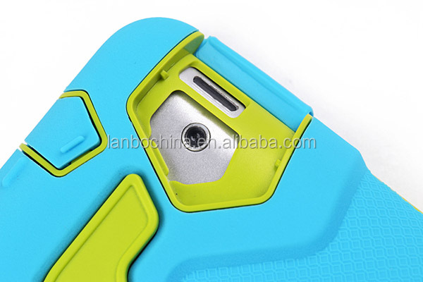 For iPad 2/3/4 silicone case