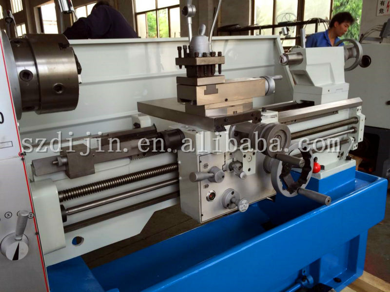 2017 high precision metal bench lathe cm6241 for sales