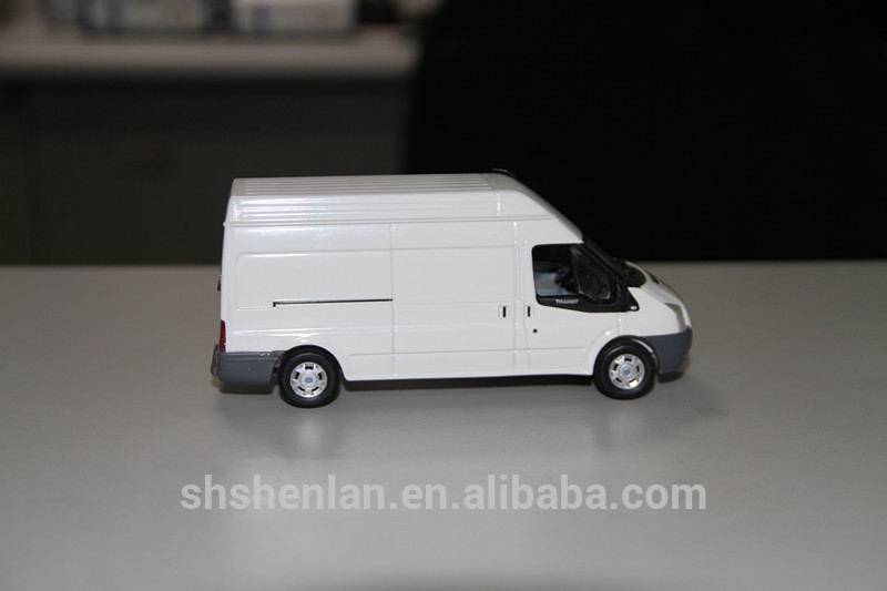 1:43 advertising promotion die-cast van model car toy