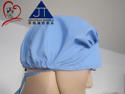 factory exw price medical scrub caps bouffant Scrub surgical caps