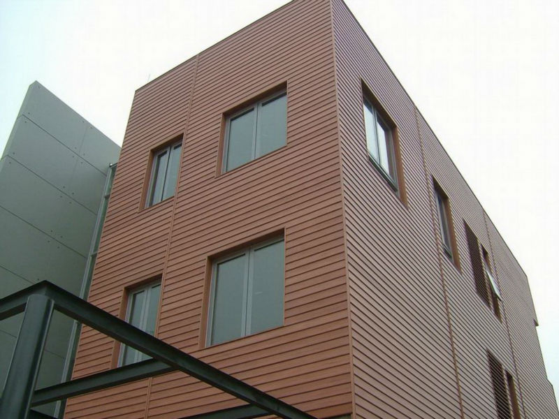 Exterior wall panels for building materials buy exterior for Exterior wall construction materials