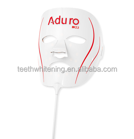 Aduro led face mask 7 colors plus infrared electric facial mask