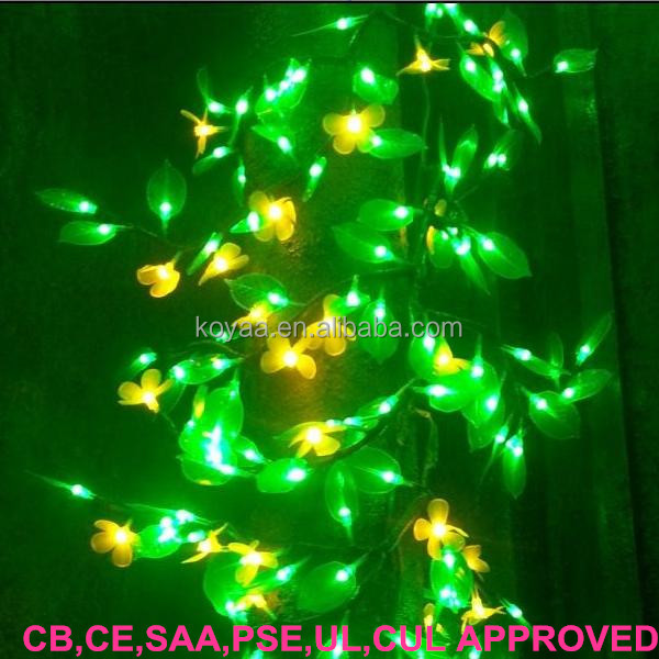 Wholesale 2017 LED rattan light for decoration ceiling or wall ...