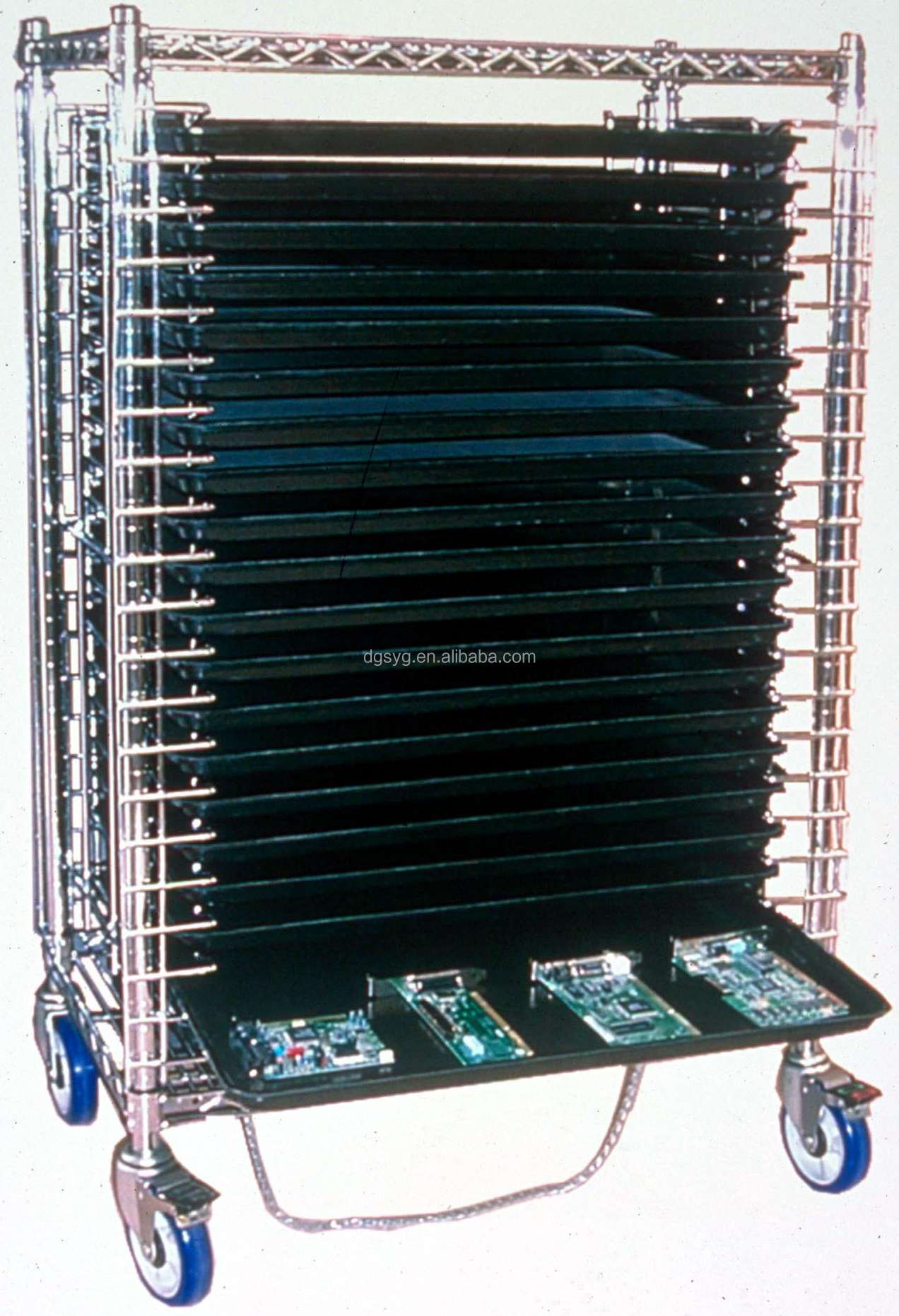 ESD SMT Reel Storage Shelving