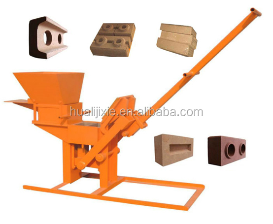 manual compressed earth block machine for sale