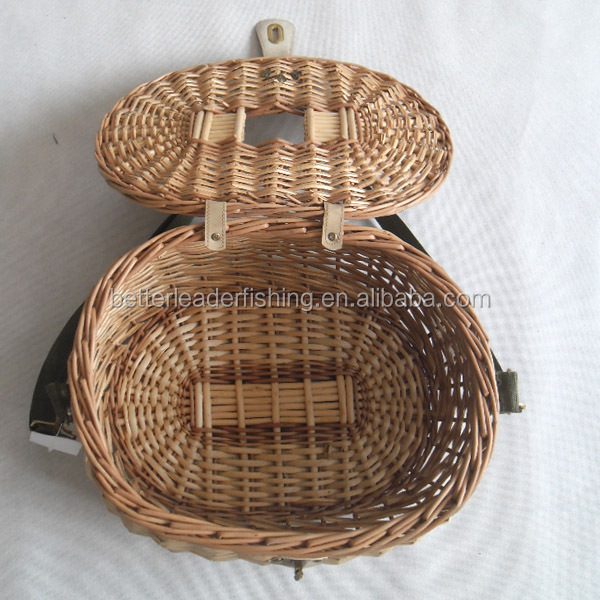 Basket Weaving With Bamboo : Cheap durable bamboo fish basket weaving
