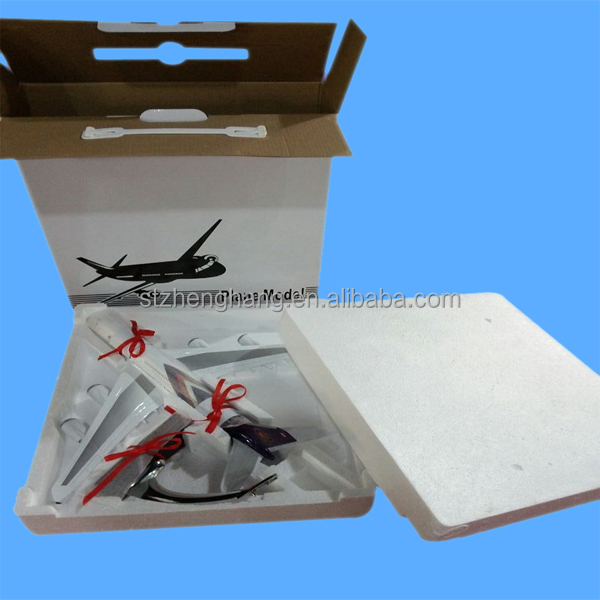 Air bus 340 scale plane model, 48cm, ISO9001, OEM, excellent quality, business gift, decoration