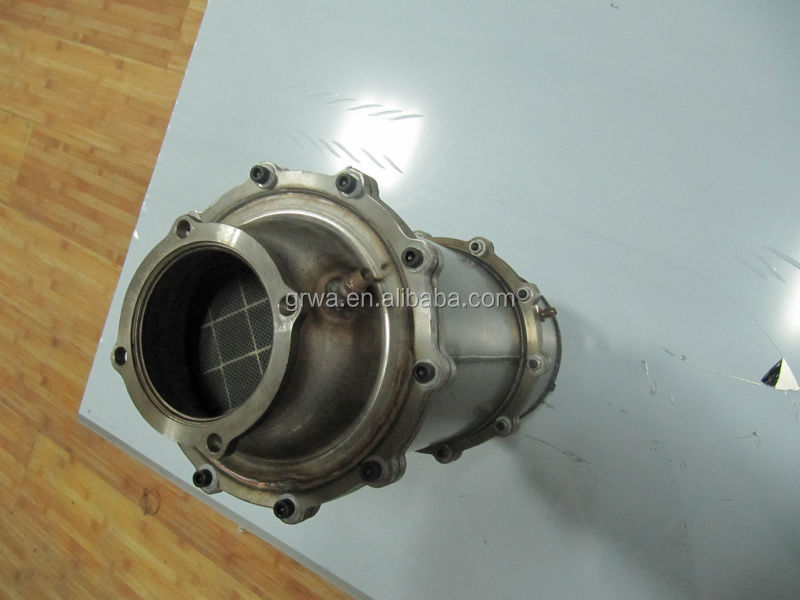 GRWA DOC+DPF Diesel Particulate Filter for car
