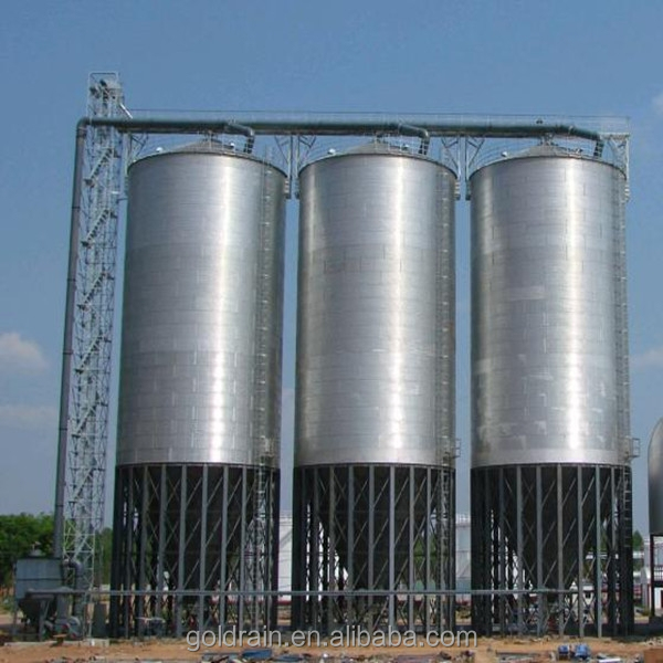 Professional Flat Bottom Welding Silo Grain Dryer Buy