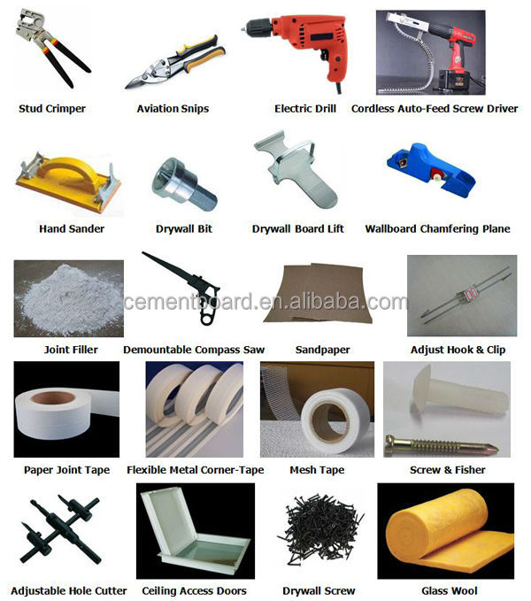 Ceiling tile tools