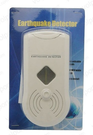 super earthquake alarm earthquake detector earthquake sensor