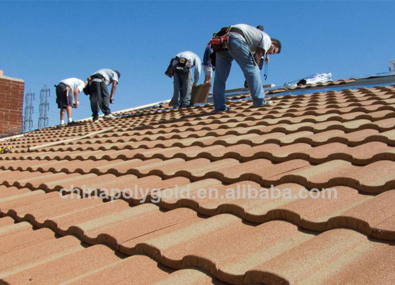 High Quality Metro Roofing Tile
