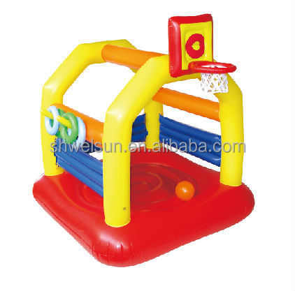 Funny Pvc Inflatable Sports Jumping Castle