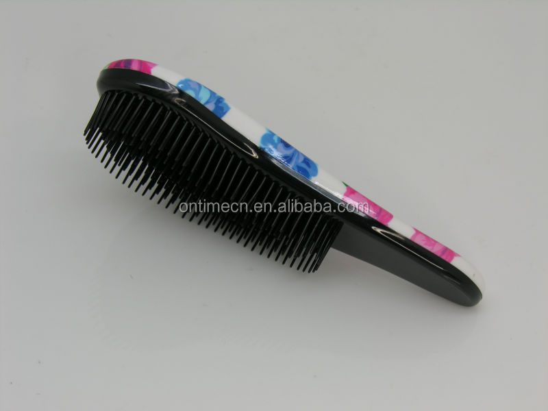 professional detangle brush,colorful detangling brush, detangling comb, detangling hairbrush, detangling hair brush,