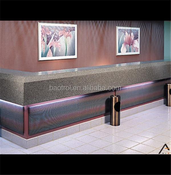 Baotrol Commercial Office Reception Counter Front Office Desk Office  Reception Desk Design